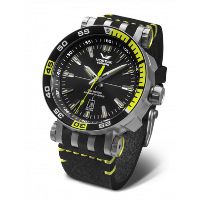 VOSTOK EUROPE ENERGIA AUTOMATIC 48MM MEN'S WATCH NH35A-575H283