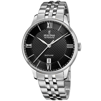 FESTINA AUTOMATIC 41.5MM  MEN`S WATCH F20482/3