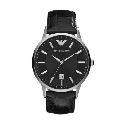 EMPORIO ARMANI RENATO 43MM MEN'S WATCH AR2411