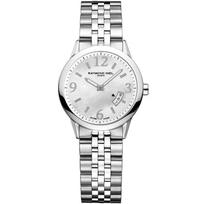 RAYMOND WEIL FREELANCER AUTOMATIC 29MM LADIES WATCH 5670-ST-05907