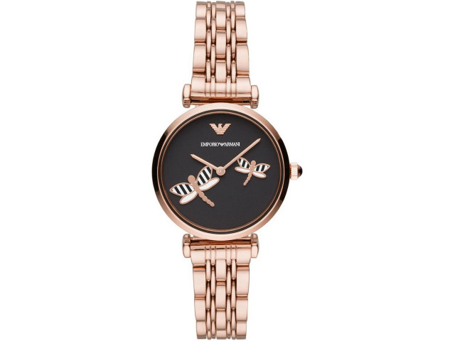 EMPORIO ARMANI GIANNI T-BAR 32MM LADIES WATCH AR11206