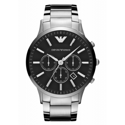 EMPORIO ARMANI RENATO 46MM MEN'S  AR2460