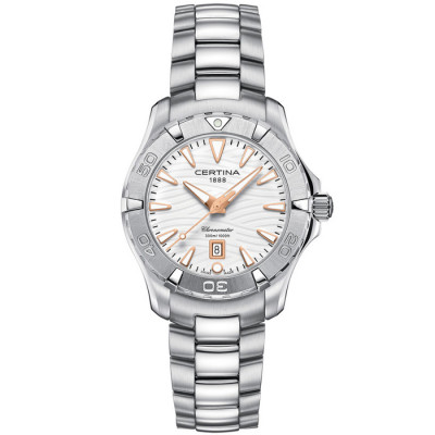 CERTINA DS ACTION 34MM LADY C032.251.11.011.01