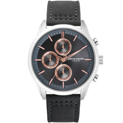 PIERRE CARDIN CHAMPERRET 44MM MEN'S WATCH  PC902741F05