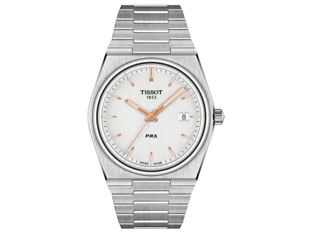 TISSOT T-CLASSIC PRX 40MM MEN'S WATCH T137.410.11.031.00