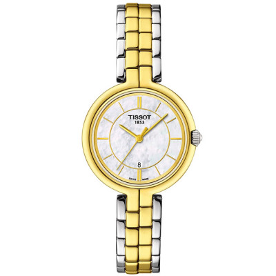 TISSOT FLAMINGO 30MM LADIES WATCH T094.210.22.111.01