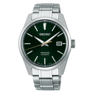 SEIKO PRESAGE SHARP EDGED SERIES AUTOMATIC 39,3MM MEN'S WATCH SPB169J1
