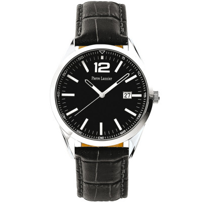 PIERRE LANNIER WEEK-END NATURAL 42MM MEN'S WATCH  201C173
