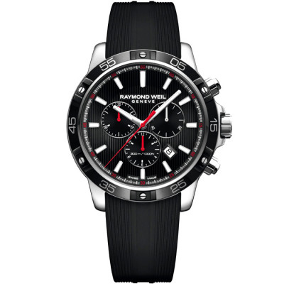 RAYMOND WEIL TANGO 43MM MEN'S  WATCH 8560-SR1-20001