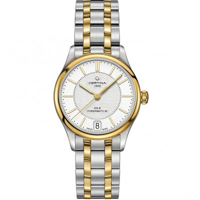 CERTINA DS-8 LADY  POWERMATIC 80  WATCH C033.207.22.031.00