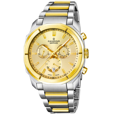 CANDINO CASUAL / AFTER-WORK 43MM MEN'S WATCH C4583/1