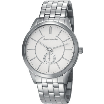 PIERRE CARDIN TROCA 42MM MEN'S WATCH  PC106571F06