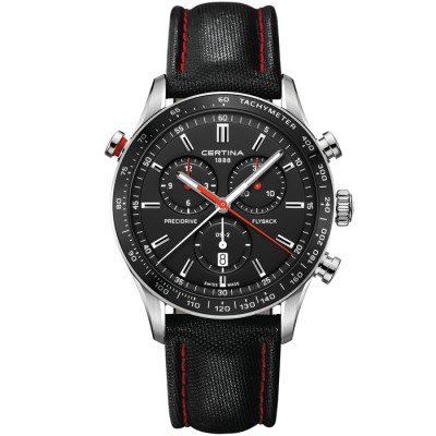 CERTINA DS -2 CHRONO FLYBACK 43MM  MEN'S WATCH  C024.618.16.051.00