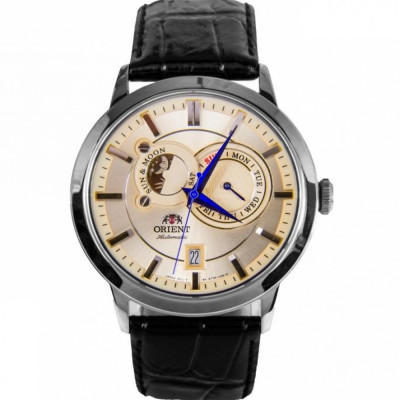 ORIENT CLASSIC AUTOMATIC SUN AND MOON 42MM MEN'S WATCH FET0P003W