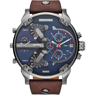 DIESEL THE DADDIES SERIES 57 MM MEN'S WATCH DZ7314