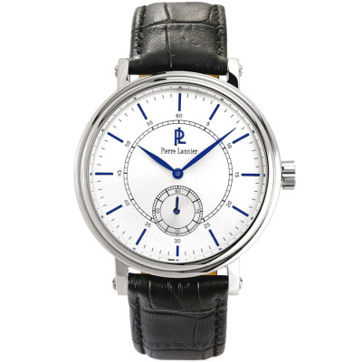 PIERRE LANNIER ELEGANCE STYLE 49MM MEN'S WATCH   221C123