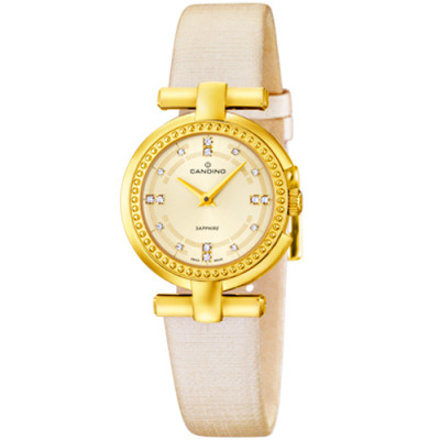 CANDINO D-LIGHT 28.7MM LADIES WATCH C4561/2