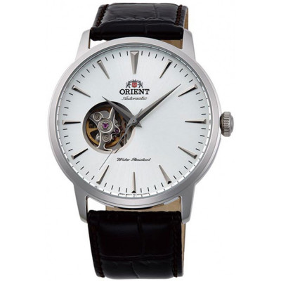ORIENT CLASSIC AUTOMATIC OPEN HEART 41MM MENS WATCH FAG02005W