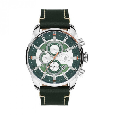 SANTA BARBARA POLO & RACQUET CLUB NOBLE 47 MM MEN`S WATCH SB.7.1124.7
