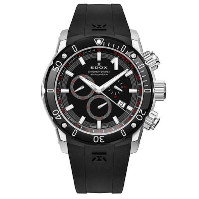 EDOX CO-1 QUARTZ 45MM MEN'S WATCH 10221 3M NIN