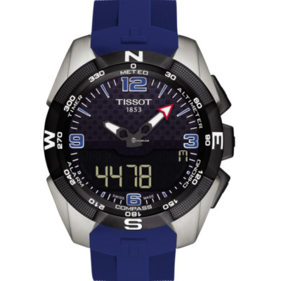 TISSOT T-TOUCH EXPERT SOLAR ICE HOCKEY 45MM MEN'S WATCH SPECIAL EDITION  T091.420.47.057.02