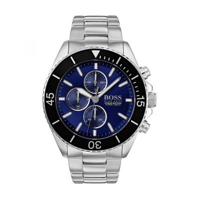 HUGO BOSS OCEAN EDITION CHRONO 46MM MEN'S WATCH 1513704
