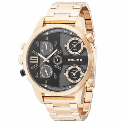 POLICE COPPERHEAD 53.5 MM MEN'S WATCH PL.14374JSR/02M