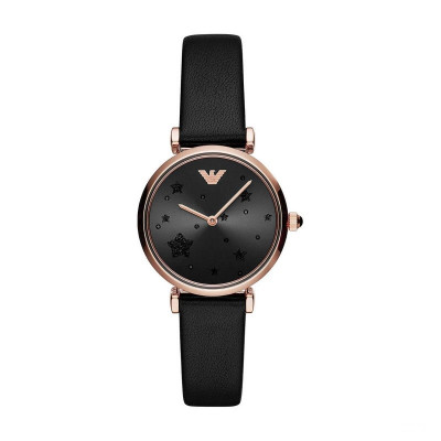 EMPORIO ARMANI GIANNI T-BAR 32MM LADIES WATCH AR11225