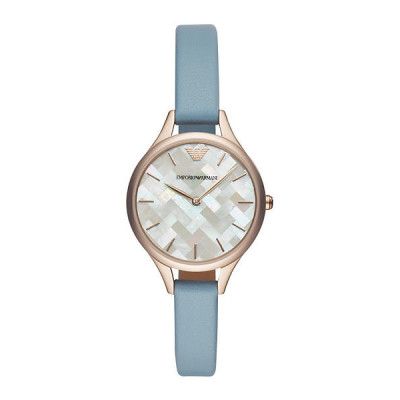 EMPORIO ARMANI AURORA 32MM LADIES WATCH AR11109