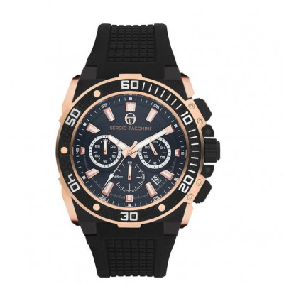 SERGIO TACCHINI HERITECH S 45MM MEN`S WATCH ST.5.105.03