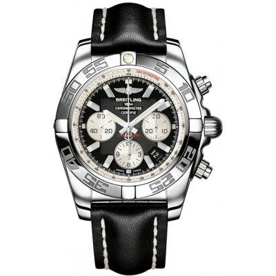BREITLING CHRONOMAT AUTOMATIC 44MM MEN'S WATCH AB011012/B967/435X