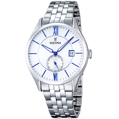 FESTINA RETRO  42.5MM  MEN`S WATCH F16871/1