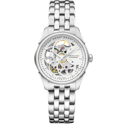 HAMILTON JAZZMASTER VIEWMATIC SKELETON LADY 36MM H32405111