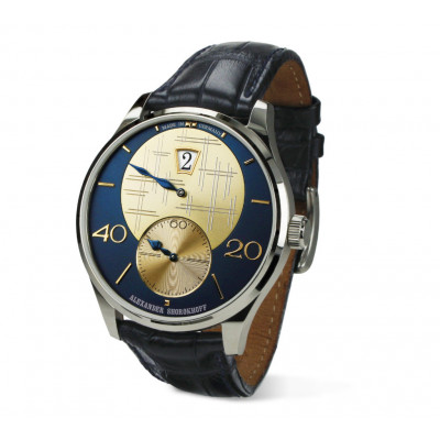 ALEXANDER SHOROKHOFF CROSSING AUTOMATIC 43.5MM MEN'S WATCH LIMITED EDITION25 PIECES AS.JH01-3