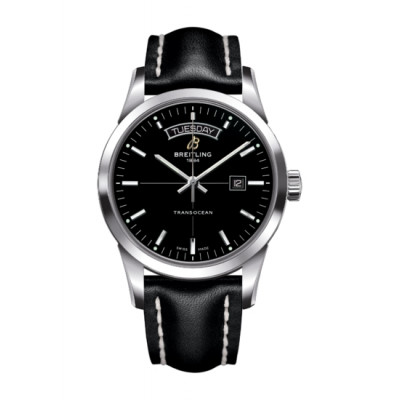 BREITLING TRANSOCEAN DAY&DATE  43MM MEN'S WATCH  A4531012