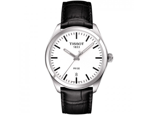 TISSOT PR 100 QUARTZ 39MM MEN'S WATCH T101.410.16.031.00