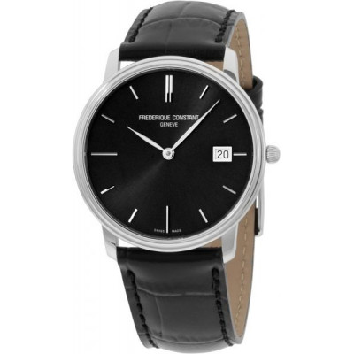 FREDERIQUE CONSTANT SLIMLINE QUARTZ 37MM MEN'S WATCH FC-220NG4S6