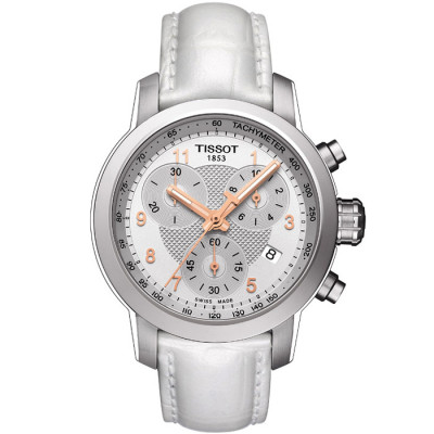 TISSOT PRC 200 QUARTZ 34MM LADIES WATCH T055.217.16.032.01