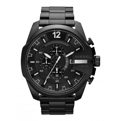 DIESEL MEGA CHIEF 59ММ MEN'S WATCH DZ4283