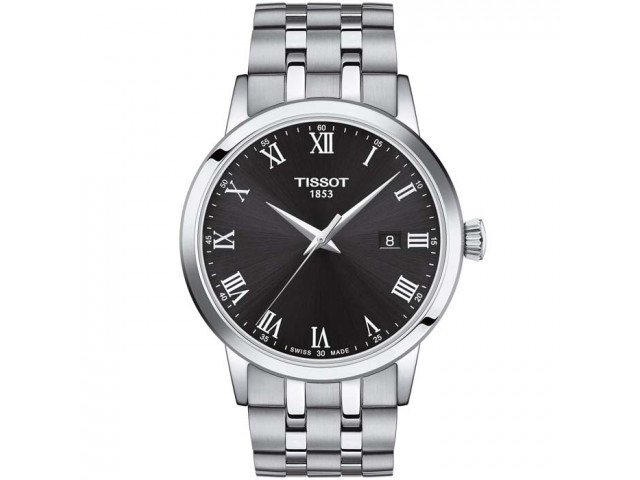 TISSOT CLASSIC DREAM 42MM MEN'S WATCH T129.410.11.053.00