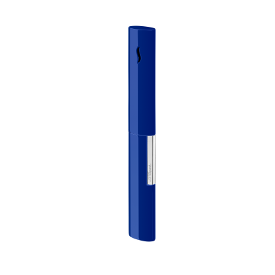 ЗАПАЛКА  S.T.DUPONT THE WAND BLUE&CHROME  24009