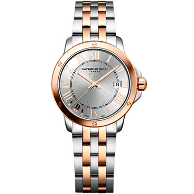 RAYMOND WEIL TANGO QUARTZ  28MM LADIES WATCH 5391-SB5-00658