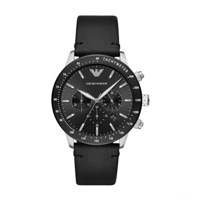 EMPORIO ARMANI MARIO 43MM MEN'S WATCH AR11243
