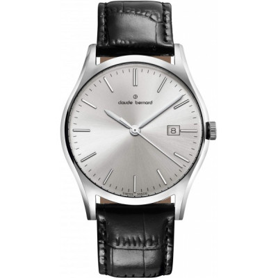 CLAUDE BERNARD CLASSIC  40 MM. MAN'S WATCH 53003 3 AIN