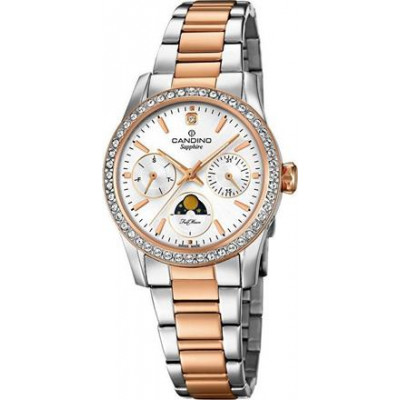 CANDINO MOON-PHASE 33MM LADIES WATCH C4688/1