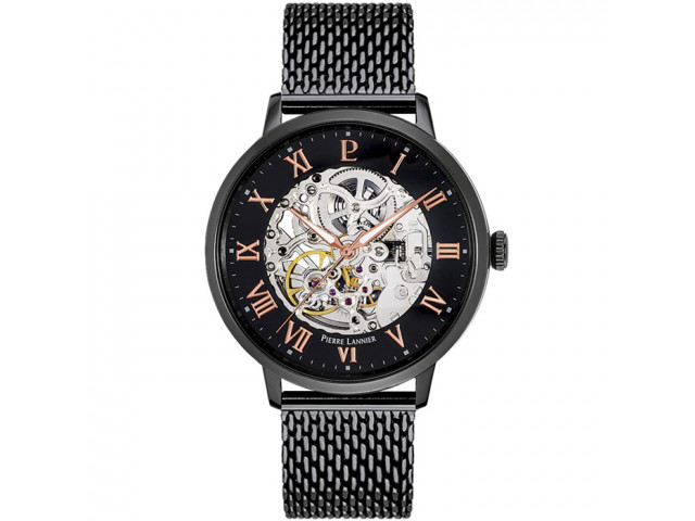 PIERRE LANNIER WEEK-END AUTOMATIC 42MM MEN'S WATCH 326B438