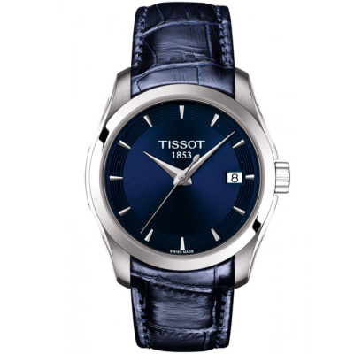 TISSOT COUTURIER 32MM LADIES WATCH  T035.210.16.041.00
