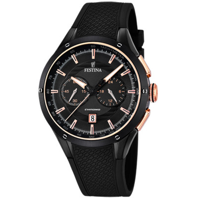 FESTINA CHRONOGRAPH  43MM MEN`S WATCH F16833/2