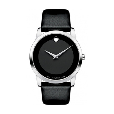 MOVADO MUSEUM QUARTZ 40MM MEN'S WATCH 606502