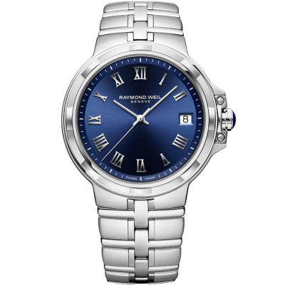 RAYMOND WEIL PARSIFAL QUARTZ 41MM MEN'S WATCH 5580-ST-00508
